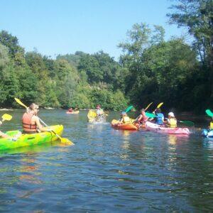 canoe famille ariège