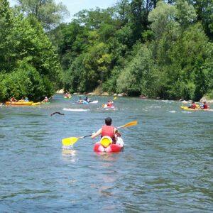 location canoe en ariège