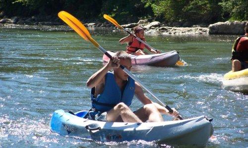 balade canoe pres de toulouse sous le soleil (2)