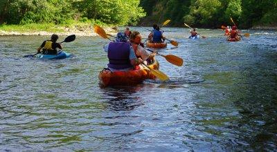 balade canoe pres de toulouse sous le soleil (3)