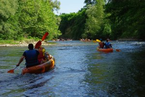 balade canoe pres de toulouse sous le soleil (4)