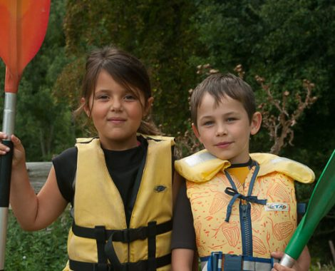 canoe en famille sur l-ariege (4)