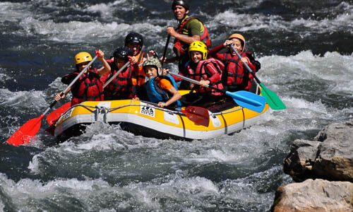 rafting groupe enfants (5)